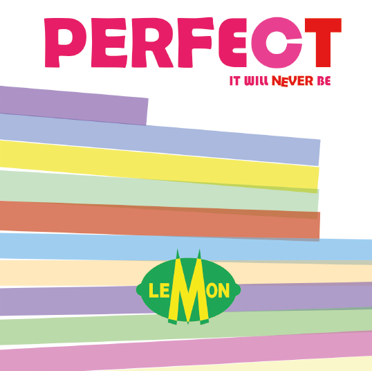 Cover of our 2015 album titled Perfect It Will Never Be