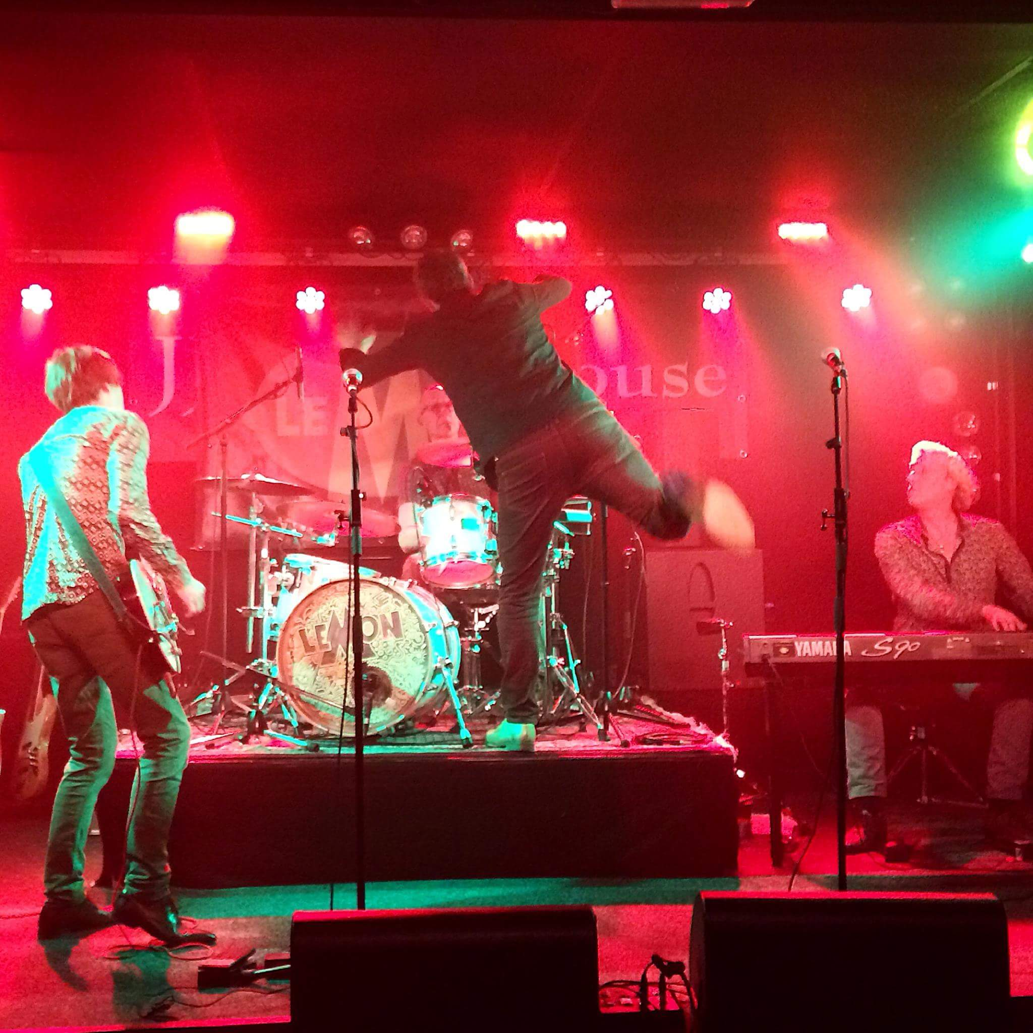 Lemon Amsterdam Live