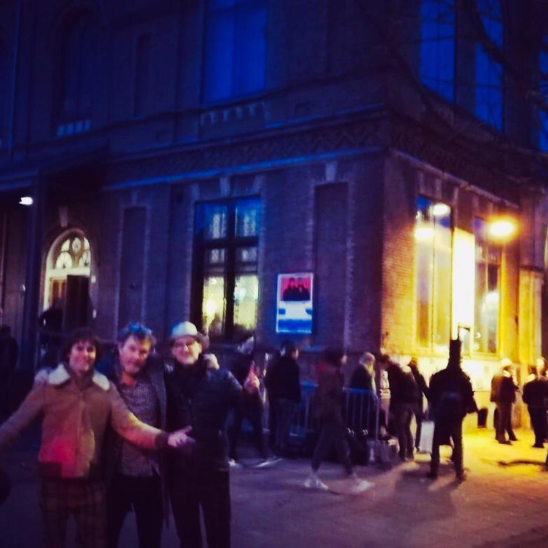 Lemon Amsterdam 3x20 minuten festival Paradiso
