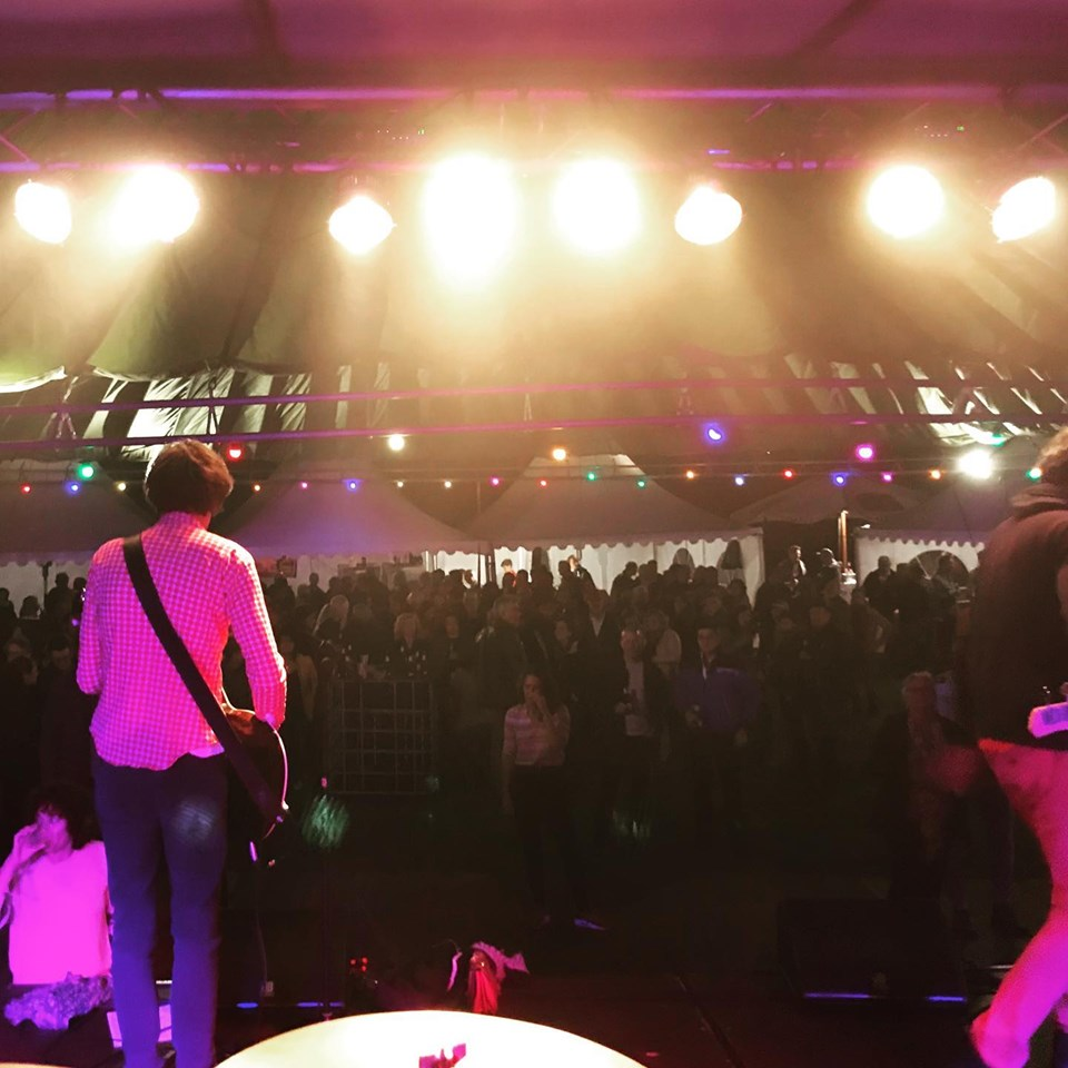 Lemon Amsterdam op het Looifeest sept 2019