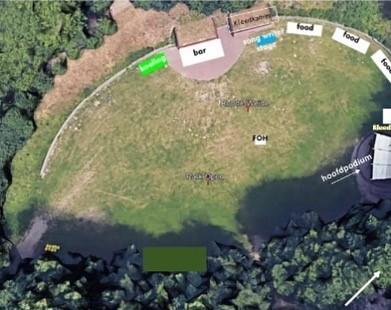 Location Lemon concert Park Open Arnhem