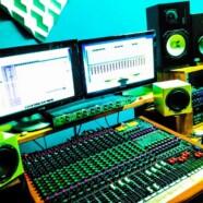 Laatste studio-loodjes
