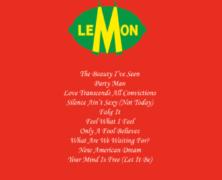 Tracklist album